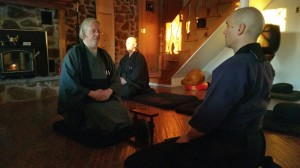 Lehigh Valley Zazen @ Aikido Masers and self defense Acadamy | Pennsylvania | United States