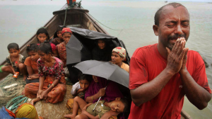 Please speak out about the abuse of the Rohingya people.